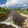 The view of D-Hole on the Yampa River.- Essentials for a Day of River Floating