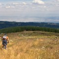 A view over the Willamette Valley near the end of the Dallas Trail.- Oregon Fall Adventures