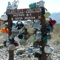 Tea Kettle Junction on the way to the Racetrack.- A First Timer's Guide to Hiking in Death Valley National Park