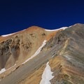 Saddle viewpiont, looking south to Redcloud Peak (14,035 ft).- 10 Reasons to Visit the San Juan Mountains
