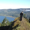 View of the Columbia from Devil's Backbone on the Rock of Ages Loop.- 30 Favorite Hikes Near Portland