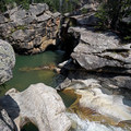 Devil's Punchbowl.- 12 Great Colorado Swimming Holes