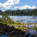 Bear Lake.- 5 Amazing Hikes in the Alpine Lakes Wilderness