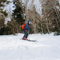 The ski trail down South Doublehead.- 8 Not-To-Be Missed White Mountain Adventures