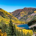 Maroon Lake.- A Complete Guide to Colorado's Maroon Bells