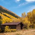 Blacksmith shop in Ashcroft.- The West's Best Hikes for Fall Colors