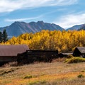 Main Street in Ashcroft.- 30 Spectacular Fall Adventures in Colorado
