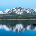 Fallen Leaf Lake with Desolation Wilderness beyond.- An Introduction to Stand-up Paddleboarding