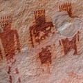 It is just a short loop off the Jones Hole Trail to see the petroglyph panels.- Dinosaur National Monument