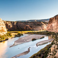 Echo Park would be under hundreds of feet of water if the dam had been built.- Dinosaur National Monument