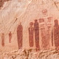Part of the Grand Gallery at Horseshoe Canyon.- 50 Favorite Hikes in Utah