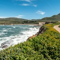 Looking back to Spooner's Cove from the Bluff Trail.- The Best of San Luis Obispo