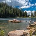 Nolan Lake.- 5 Epic Hikes in the Sawatch Range + Elk Mountains