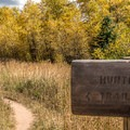 Hunter Creek Trail intersects Hunter Valley Trail.- 30 Spectacular Fall Adventures in Colorado