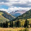 Just another day on Hunter Creek Trail near Aspen.- Colorado's Best Mountain Biking