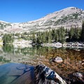 Gladys Lake.- The Rockies' 15 Best Alpine Lakes