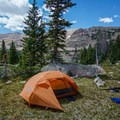 Camp at Gladys Lake.- Must-do Backpacking Trips in Utah's Uinta Mountains