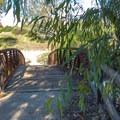 Crossing Serrano Creek on the Serrano Creek Trail.- The Complete Guide to Rancho Palos Verdes, California