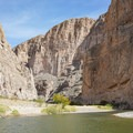 Boquillas Canyon of the Rio Grande.- 3-Day Adventure Itinerary in Big Bend National Park