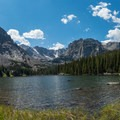 Open views at The Loch.- A Perfect 3-day Colorado Rocky Mountain Itinerary