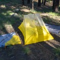 The North Face Fusion 2 comes with all this, including the footprint.- Gear Review: 5 Best Backpacking Tents of 2018