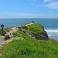 Ocean overlook in Santa Cruz, California.- Best U.S. Desert, Mountain, and Beach Towns