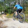 Starting out on the expert trail in Brunswick Nature Park.- 5 Tips for Buying a Used Mountain Bike