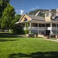 Chautauqua Park Dinning Hall.- City Parks You Definitely Need to Visit