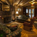 Allenspark Lodge just outside of the park's southeast boundary.- Rocky Mountain National Park