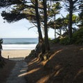 Gleneden Beach State Recreation Site.- Best Places to Learn to Surf on the Oregon Coast