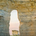 Monument Rocks National Natural Landmark, Kansas.- Outdoor Project's Best Photos of 2018