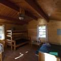 Cabins at the Mountain Dale Cabin Village, L.L. Stub Stewart State Park.- L.L. Stub Stewart State Park