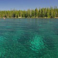 Waldo Lake.- An Introduction to Stand-up Paddleboarding