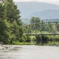 Snoqualmie River at Tolt-MacDonald Park.- A Complete Guide to Camping Near Seattle