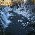 Upper Rock Creek Falls.- Washington's Best Winter Waterfalls