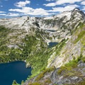 Just another mountain vista in North Cascades National Park.- Underrated U.S. National Parks You Must See