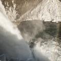 Lower Rock Creek Falls.- Washington's Best Winter Waterfalls