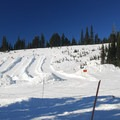 Paradise Snowplay Sledding Area.- 15 National Parks To Visit This Winter