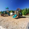Playground at Dairy Creek Camp East.- L.L. Stub Stewart State Park