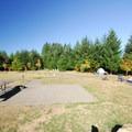Walk-in campsites at Dairy Creek Camp West.- L.L. Stub Stewart State Park