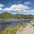 Lily Lake Loop Trail.- Best Hikes in the Colorado Front Range