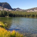 Slide Lake via High Lake.- Oregon's 75 Best Day Hikes