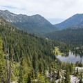 The view to Lost Lake from the Elkhorn Crest Trail.- Where to Watch August's Solar Eclipse
