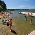 Houghton Beach Park in Kirkland.- Beat the Heat: Seattle Summer Escapes