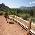 Palmer Trail, Garden of the Gods.- Denver's Best Day Hikes