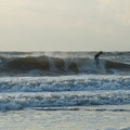 Catching waves at Tybee Island.- 5 Must-Do Adventures Near Savannah, Georgia