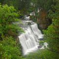 McCloud River Middle Falls.- Mount Shasta's 9 Best Day Hikes