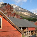 Kennecott Copper Mines National Historic Landmark.- The Uninhabited West: Ghost Towns and Mines