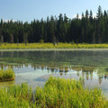Headwaters of the Clackamas River, Clackamas Lake.- Oregon's 60 Best Lakes for Summer