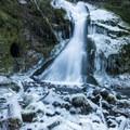 Sweeny Falls, Souther Creek.- Washington's Best Winter Waterfalls